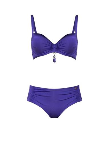 Marc & Andre Bikini Üst Lila